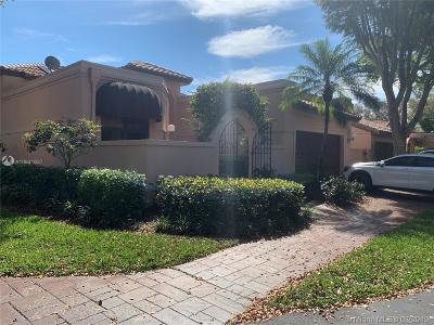Deerfield Beach Single Family Home For Sale: 2850 Via Venezia