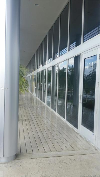 Miami Commercial For Sale: 10887 NW 17th St #111
