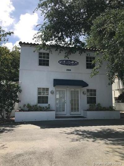 Coral Gables Commercial For Sale: 2906 S Douglas Rd