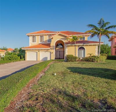 Cutler Bay Single Family Home For Sale: 7625 SW 193rd Ln