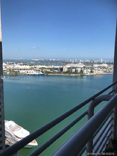 Condo For Sale: 335 S Biscayne Blvd #3002