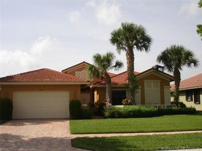 Boynton Beach Single Family Home For Sale: 6891 Caviro Ln