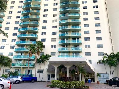 Sunny Isles Beach Condo For Sale: 19370 Collins Ave #621