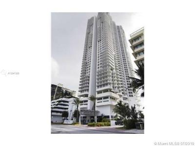 Miami Beach Condo For Sale: 6365 Collins Ave #1508