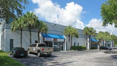 Deerfield Beach Commercial For Sale: 4100 N Powerline Rd #F1-F5