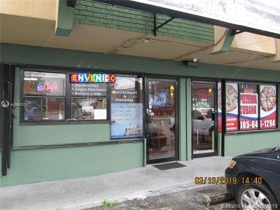 Hialeah Business Opportunity For Sale: 2410 E 8th Ave