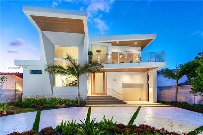 Miami Beach Single Family Home For Sale: 4610 Alton Rd