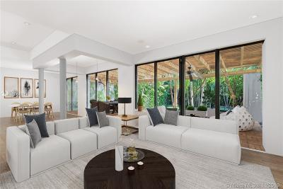 Miami Beach Single Family Home For Sale: 1735 Michigan Ave