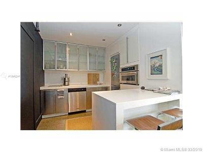 Miami Beach Rental For Rent: 1000 West Ave #PH21