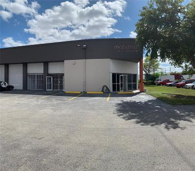 Doral Commercial For Sale: 3014 NW 79th Ave #3014