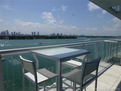 Miami Beach Condo For Sale: 520 West Ave #1004