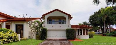 Miami Single Family Home For Sale: 10733 SW 118th Pl