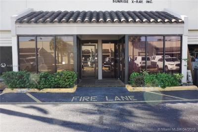 Hialeah Commercial For Sale: 6175 NW 167th St #G34