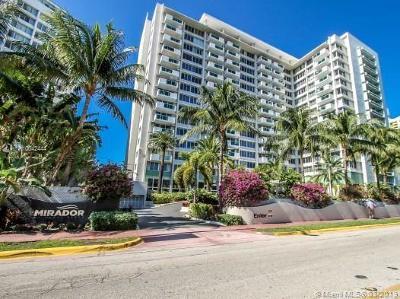 Miami Beach Condo For Sale: 1200 West Ave #508