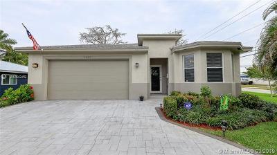 Pompano Beach Single Family Home For Sale: 1437 SE 2nd St