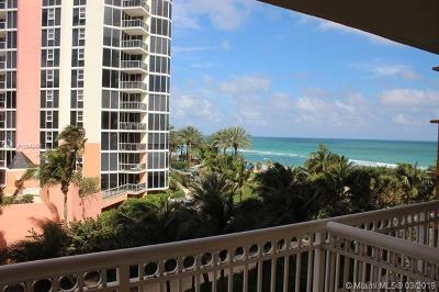 Sunny Isles Beach Condo For Sale: 19201 Collins Av #845
