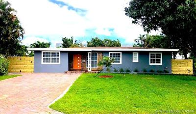 Broward County Single Family Home For Sale: 2840 NW 3rd Ave
