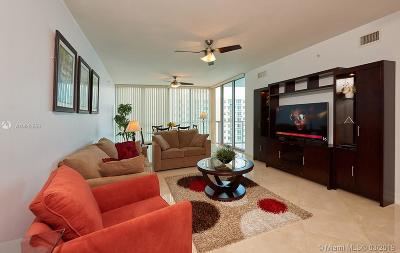 Hollywood Condo For Sale: 3101 S Ocean Dr #1203