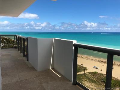 Miami Beach Condo For Sale: 6039 Collins Ave #1225