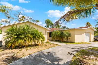 Miami Single Family Home For Sale: 10341 SW 168th St