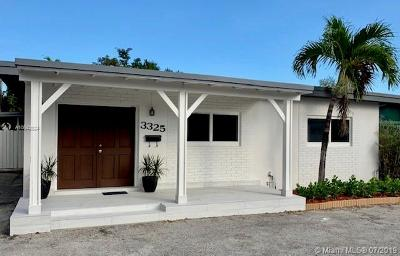 Miami Single Family Home For Sale: 3325 SW 67th Ave