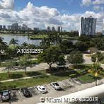 Aventura Condo For Sale: 3675 N Country Club Dr #705