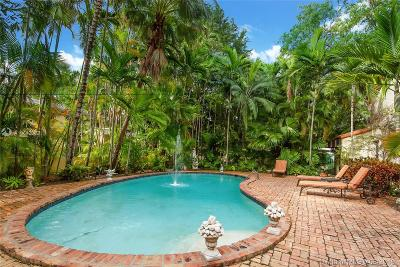 Coral Gables Single Family Home For Sale: 760 Anastasia Ave