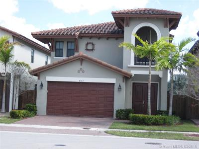Miami Single Family Home For Sale: 8709 NW 102nd Ct