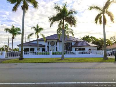 Miami Single Family Home For Sale: 13251 SW 107th Ave
