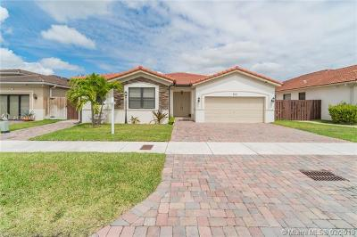 Single Family Home For Sale: 13631 SW 272nd Ter