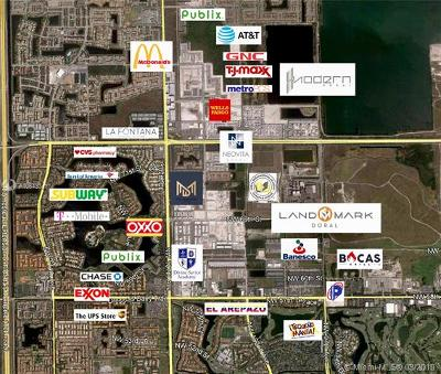 Doral Commercial For Sale: 99th NW 62