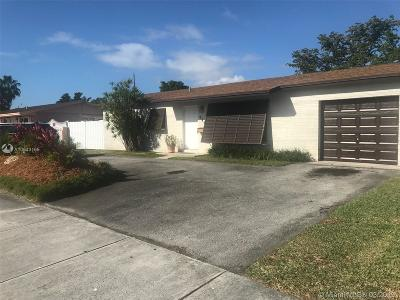 Miami Single Family Home For Sale: 6142 SW 107th Ave