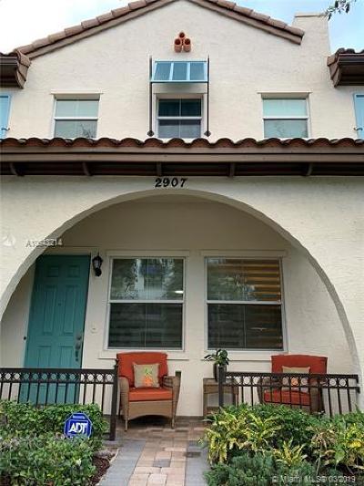 Single Family Home For Sale: 2907 Cascada Isles Way