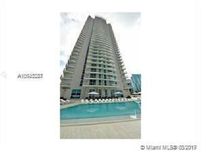 Rental For Rent: 1100 S Miami Ave #3702