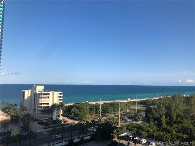 Sunny Isles Beach Condo For Sale: 100 Bayview Dr #1208