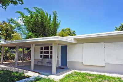 Fort Lauderdale Single Family Home For Sale: 1132 NW 2nd Ave