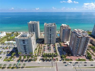 Hallandale Condo For Sale: 1904 S Ocean Dr #408
