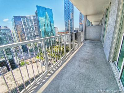 Condo For Sale: 1250 S Miami Ave #2110