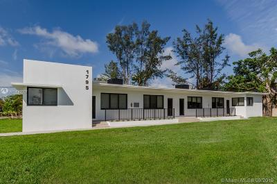 Miami Beach Multi Family Home For Sale: 1795 Normandy Dr