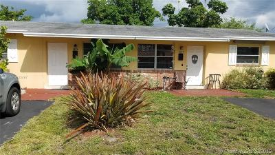 Wilton Manors Multi Family Home For Sale: 2624 NE 10th Ter