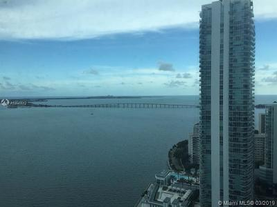 Miami Condo For Sale: 1155 Brickell Bay Dr #3403