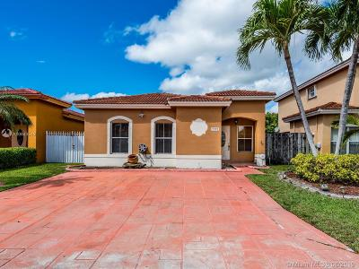 Single Family Home For Sale: 7997 NW 199th Ter