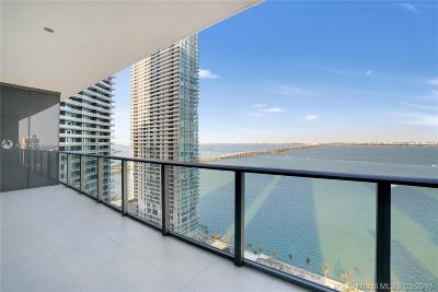 Gran Paraiso Rental For Rent: 480 NE 31 St #2402