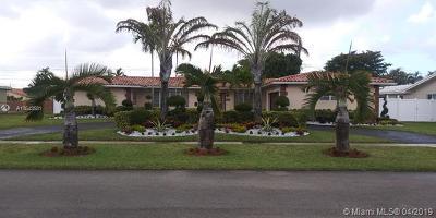 Hollywood Single Family Home For Sale: 4812 Van Buren St.