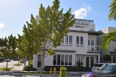 Miami Condo For Sale: 6412 NW 104th Ct