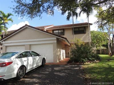Miami Condo For Sale: 9111 SW 113th Pl Cr W