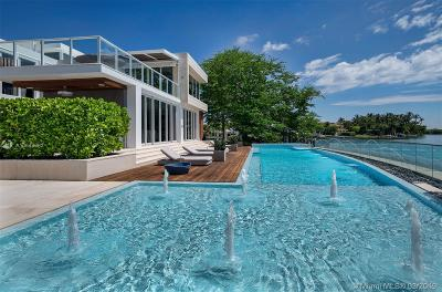 Key Biscayne Single Family Home For Sale: 430 N Mashta Dr