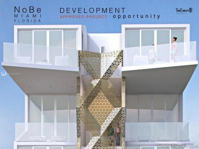 Miami Beach Residential Lots & Land For Sale: 756 84th St