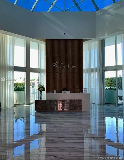 The Atrium, The Atrium At Aventura, The Atrium At Aventura Co, The Atrium Condo Condo For Sale: 3131 NE 188th St #1-609