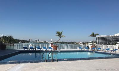 Miami Beach Condo For Sale: 6770 Indian Creek Dr #T-E
